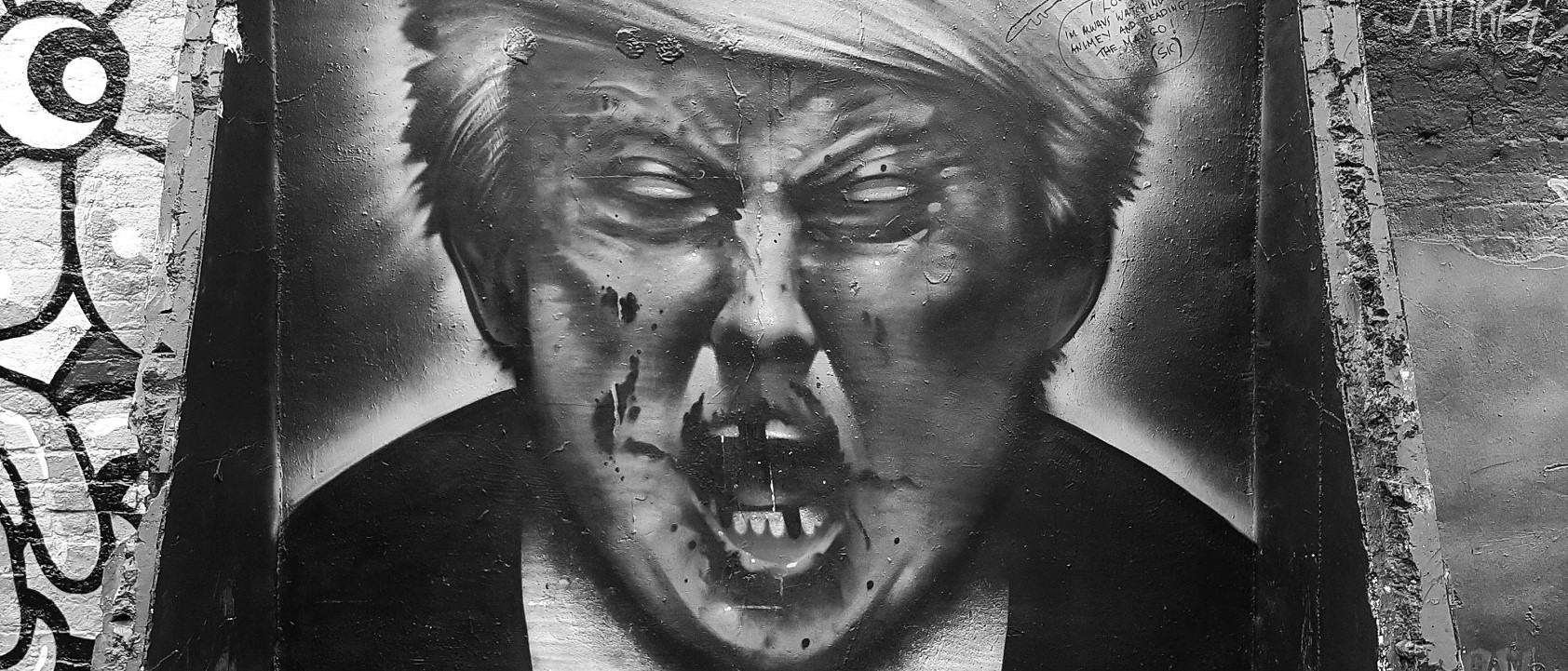 Extremes Anger Trump Tom Blackford Landscape